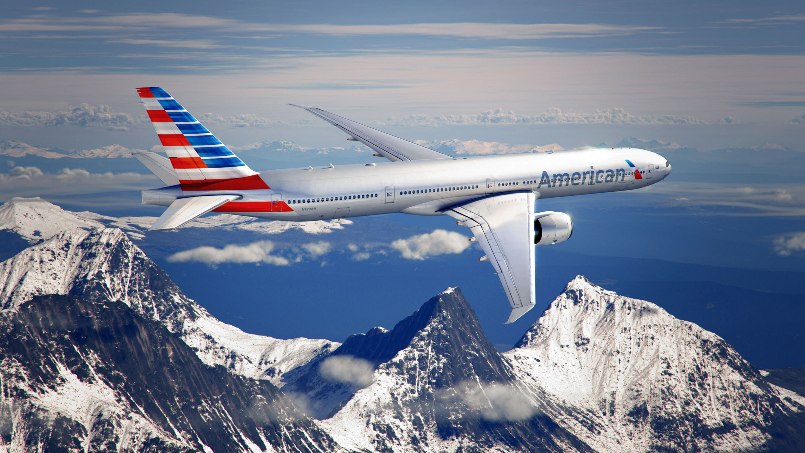 American's New Livery